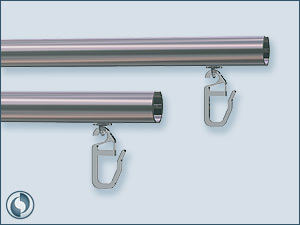 Buy Telescopic Shower Curtain Rail at Argos.co.uk - Your Online