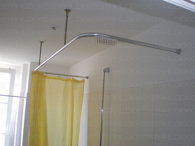 ... Shower Curtain Rod, U Shape, 2 Corners. Modification 1; Modification 1  ...